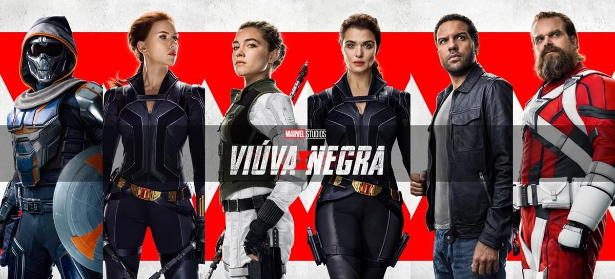 Marvel revela final alternativo do filme Viúva Negra; veja agora [SPOILERS]