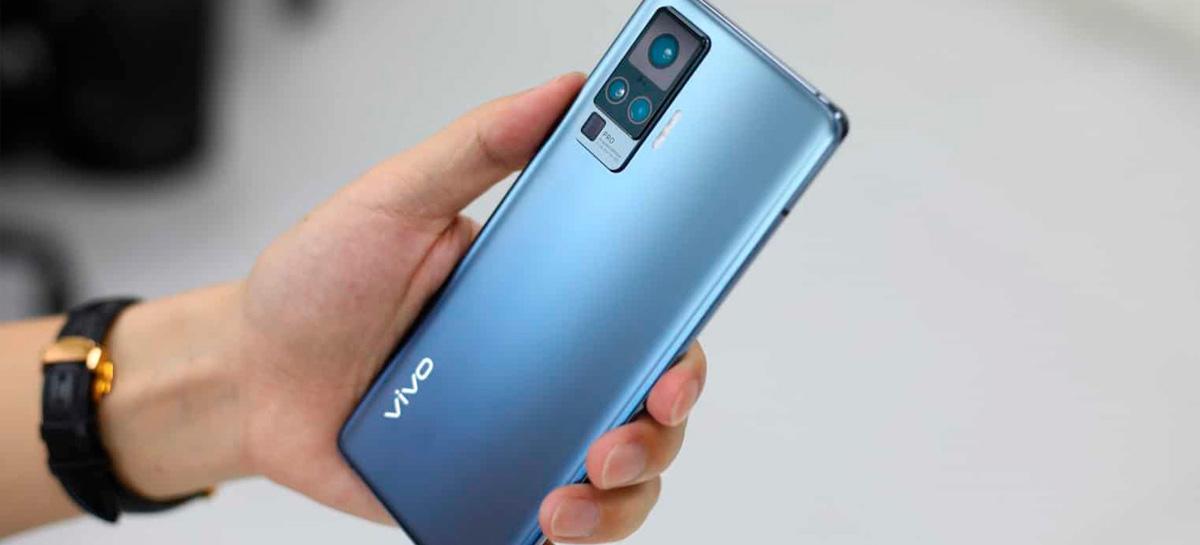 Vivo X50 Pro, com sistema de gimbal, chegará ao mercado global em julho