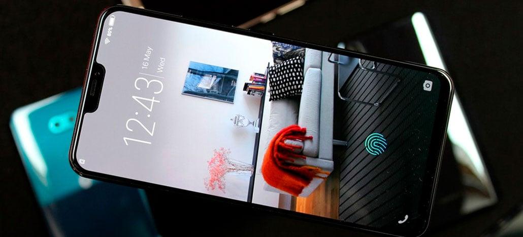 Fabricante chinesa Vivo promete atualizar seus celulares pro Android 9 Pie até o fim de 2018