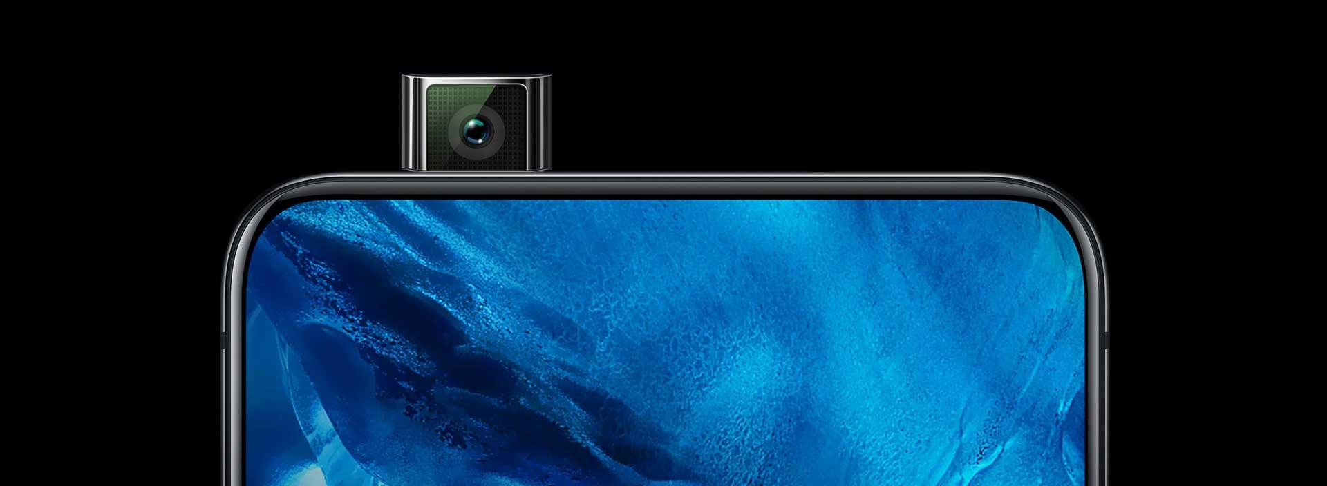 Análise: Vivo Nex A - celular de câmera retrátil é praticamente só tela