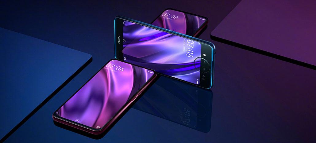 Vivo Nex Dual Display Edition traz tela de 5,49