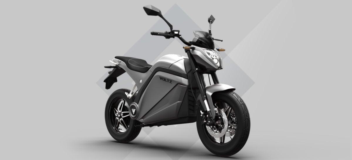 Voltz vai abrir a primeira fábrica de motos elétricas em Manaus ainda em 2021