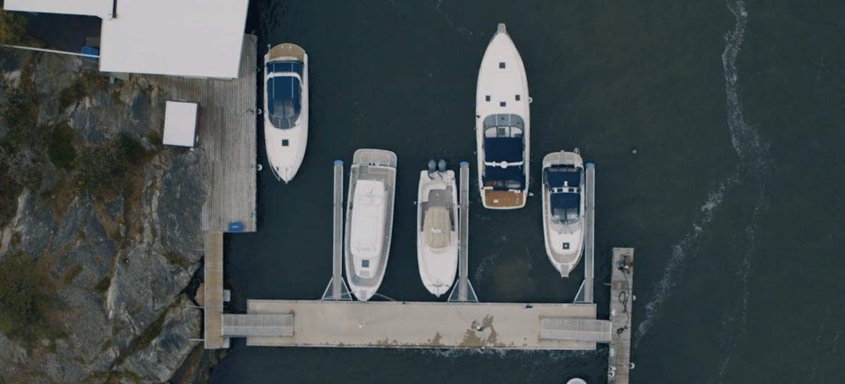 Subsidiária da Volvo anuncia sistema autônomo de atracação de barcos