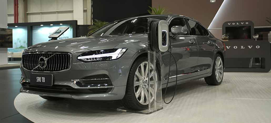 Volvo quer instalar 500 postos de recarga para carros elétricos no Brasil