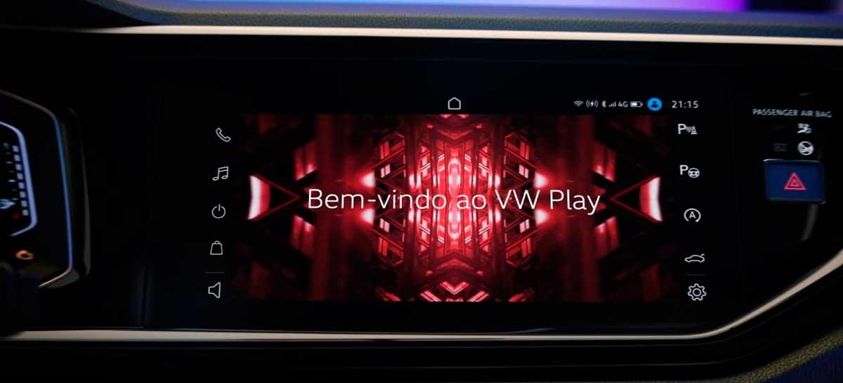 VW Play, dos carros da Volkswagen, é totalmente desenvolvido no Brasil