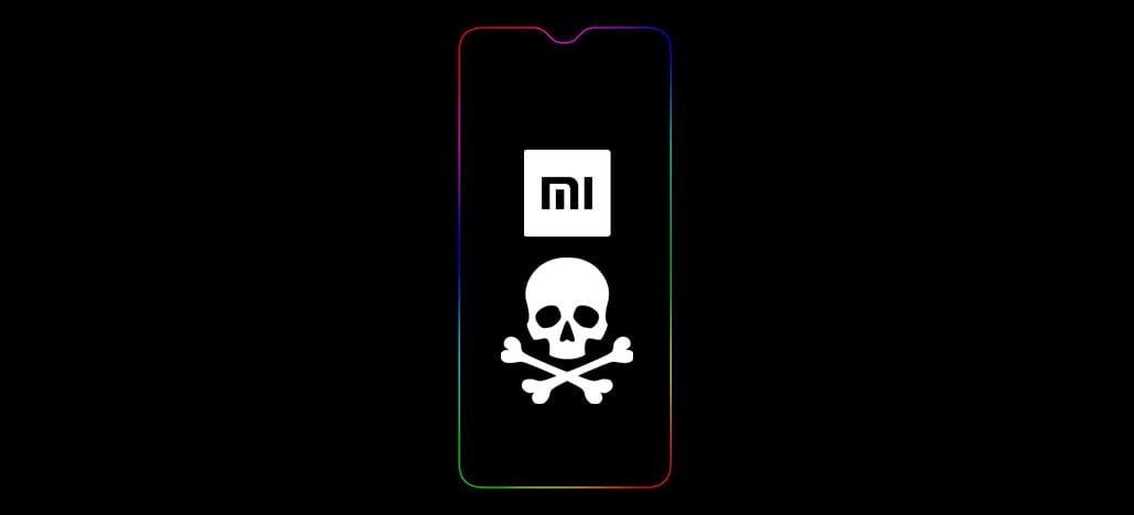 Smartphones da Xiaomi estão
