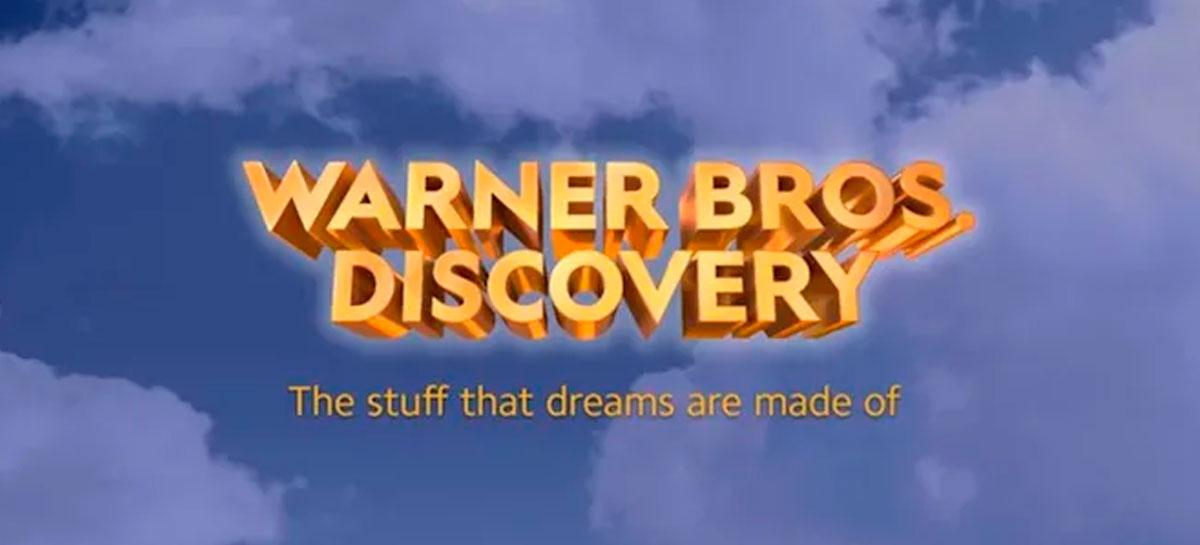 Fusão WarnerMedia e Discovery se chamará Warner Bros. Discovery