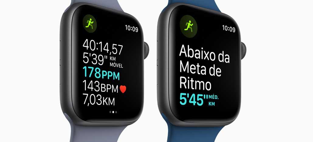 Watch Series 4 ganha tela maior, detecta quedas e faz eletrocardiogramas