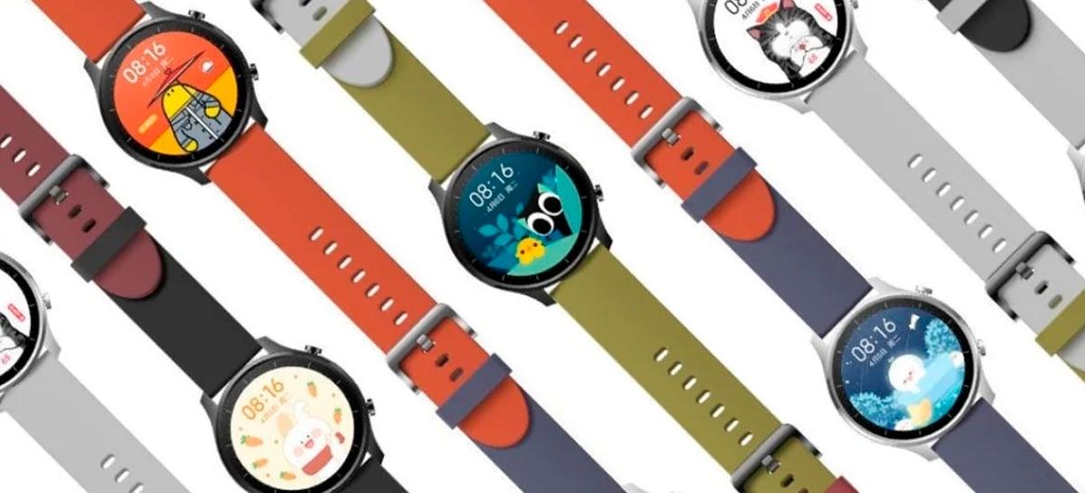 Xiaomi Watch Color e smartband da Redmi devem chegar ao mercado global em breve