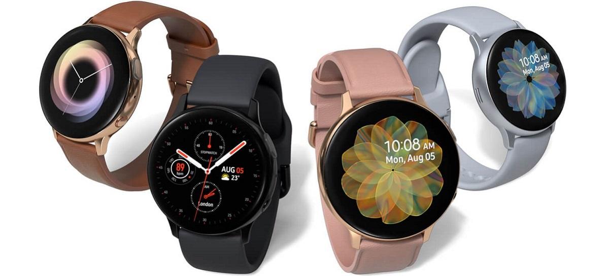 Samsung Galaxy Watch Active2 recebe certificação EGC na Coreia do Sul