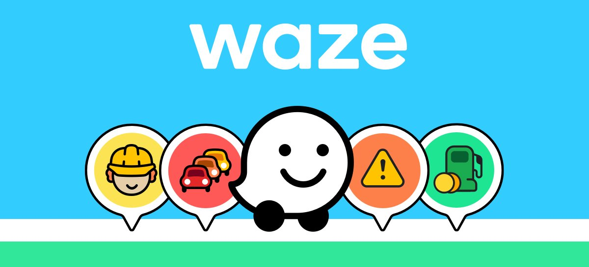 Nova versão do Waze agora alerta sobre o cruzamento de ferrovias