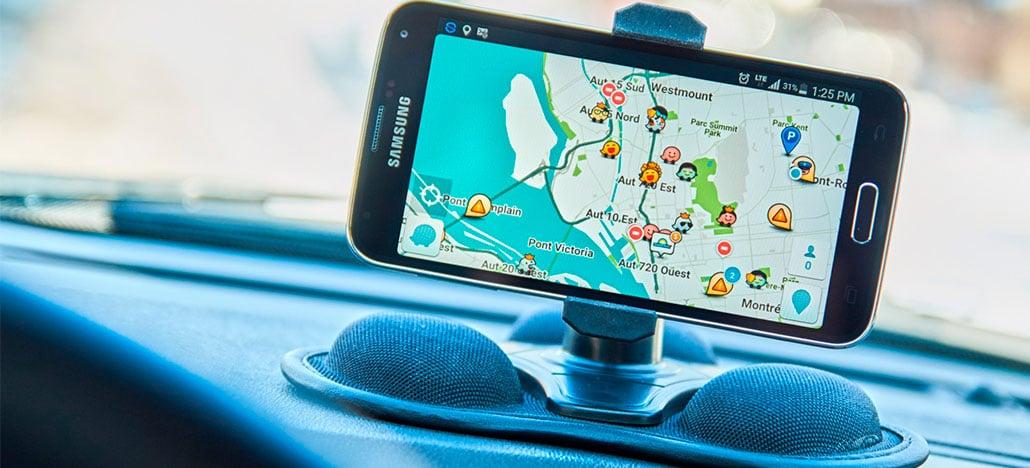 Waze agora é compatível com Android Auto em celulares