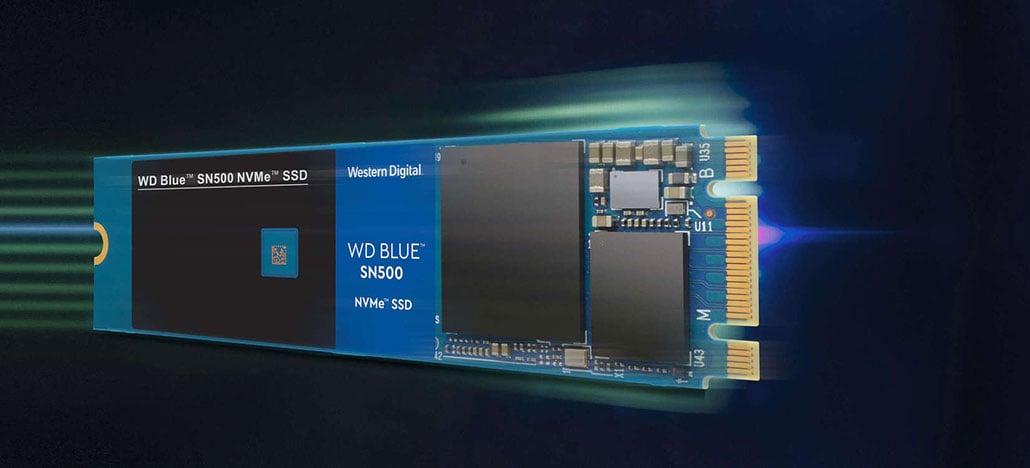 SSD NVMe WD Blue chega ao Brasil com 3 vezes mais desempenho que modelo SATA