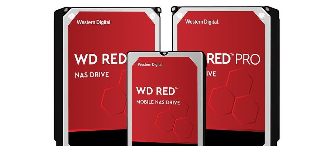 Western Digital lança soluções de armazenamento de alto nível para ambiente NAS