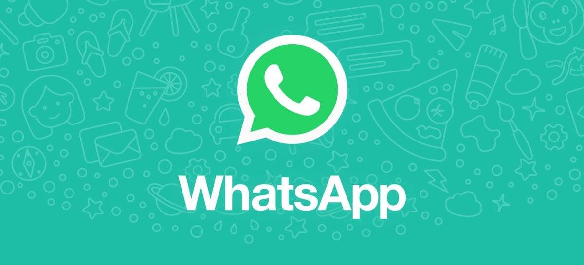 WhatsApp trabalha no suporte para login em múltiplos dispositivos
