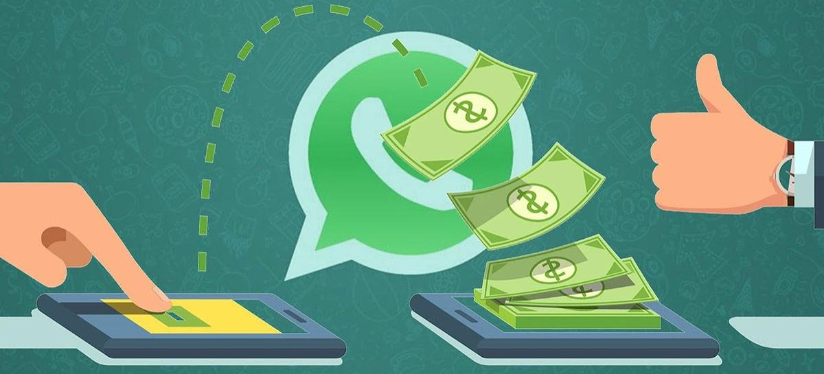 WhatsApp volta a permitir transferências de dinheiro pelo app no Brasil