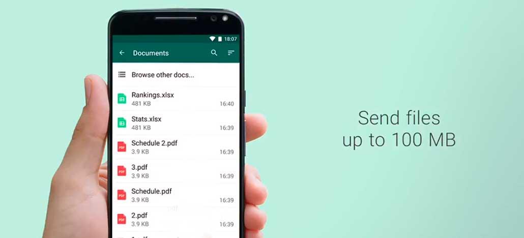 Telegram zoa Whatsapp por anunciar novo limite de 100MB para anexos