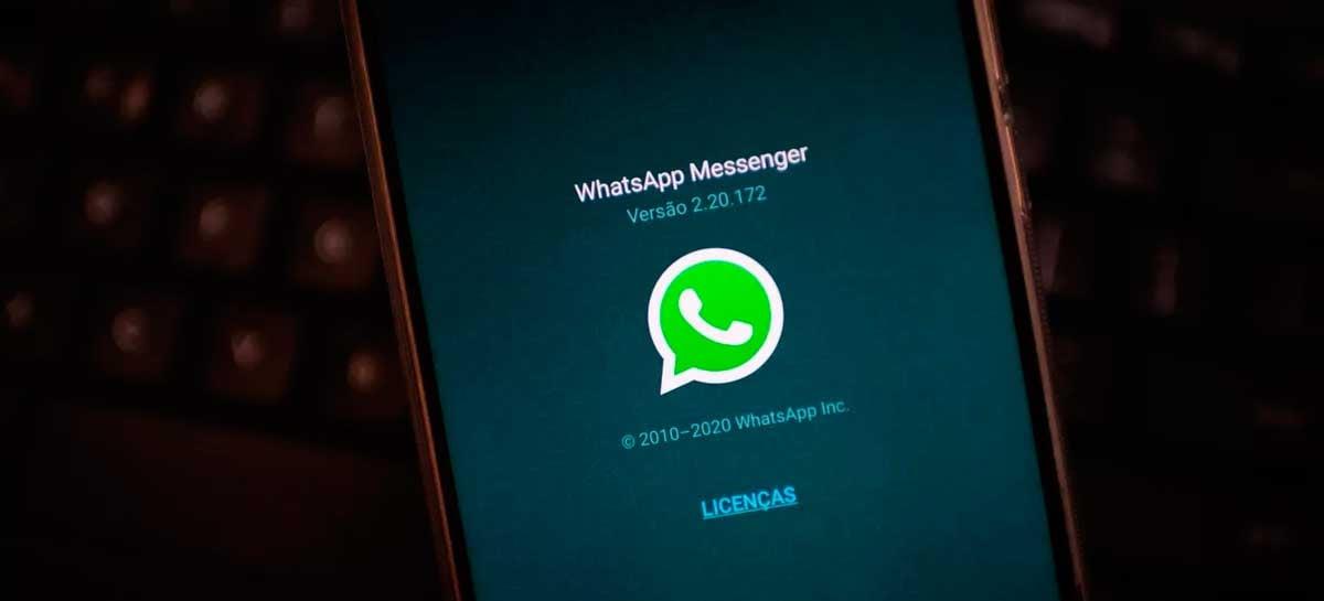 Bug no WhatsApp: aplicativo não está mostrando última visualização