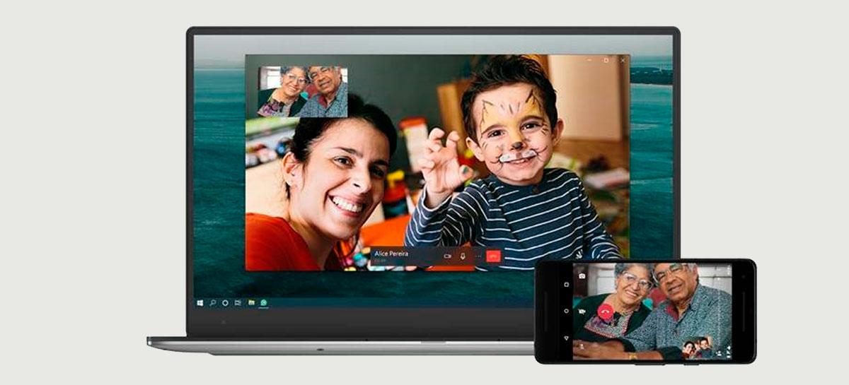 Whatsapp lança chamada de vídeo e voz pelo app para Windows