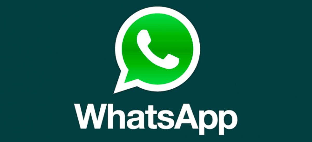 WhatsApp vai cortar recursos de quem não aceitar seus termos de uso