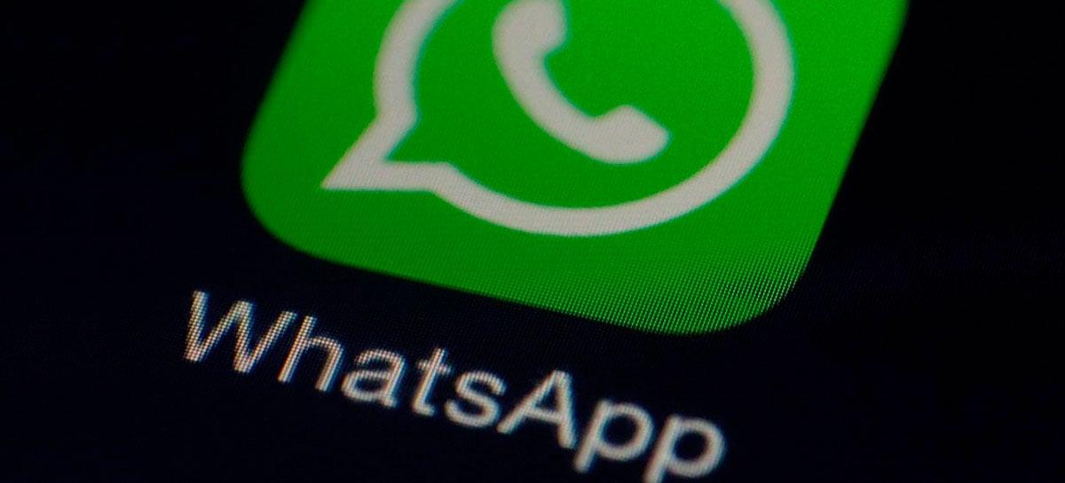 Veja quais dados do WhatsApp podem ser enviados ao Facebook