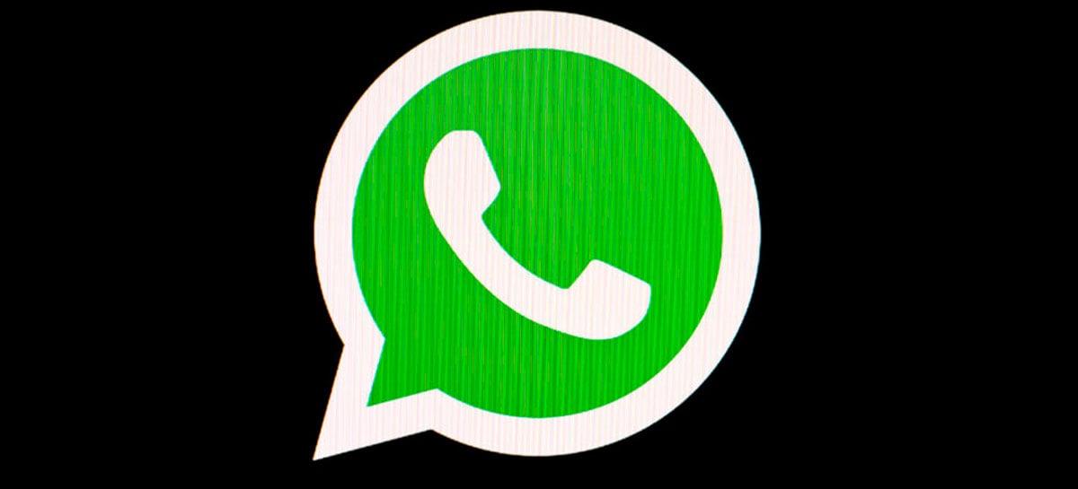Nova atualização da versão Beta do WhatsApp trás suporte para QR code individual