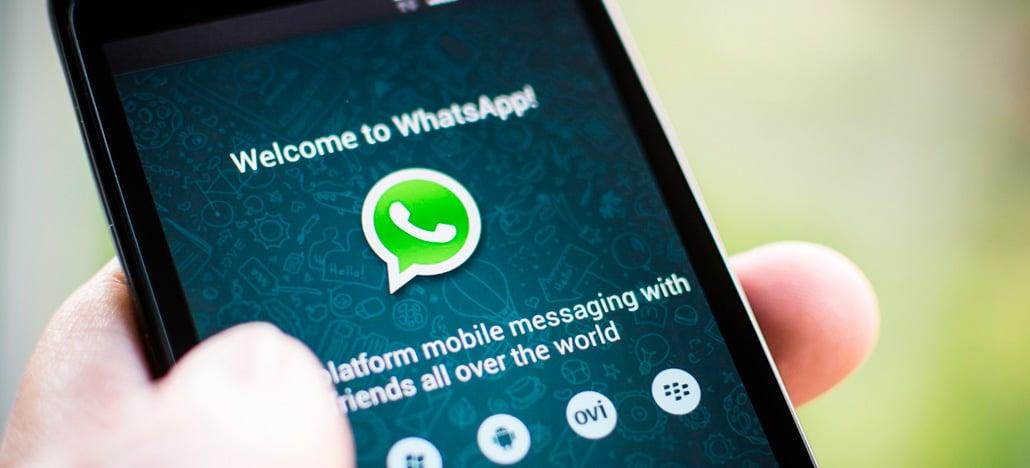 WhatsApp não vai mais dar suporte para Android Gingerbread e iOS 8 a partir de fevereiro