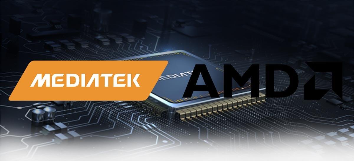 AMD vai desenvolver controlador WiFi em parceria com MediaTek