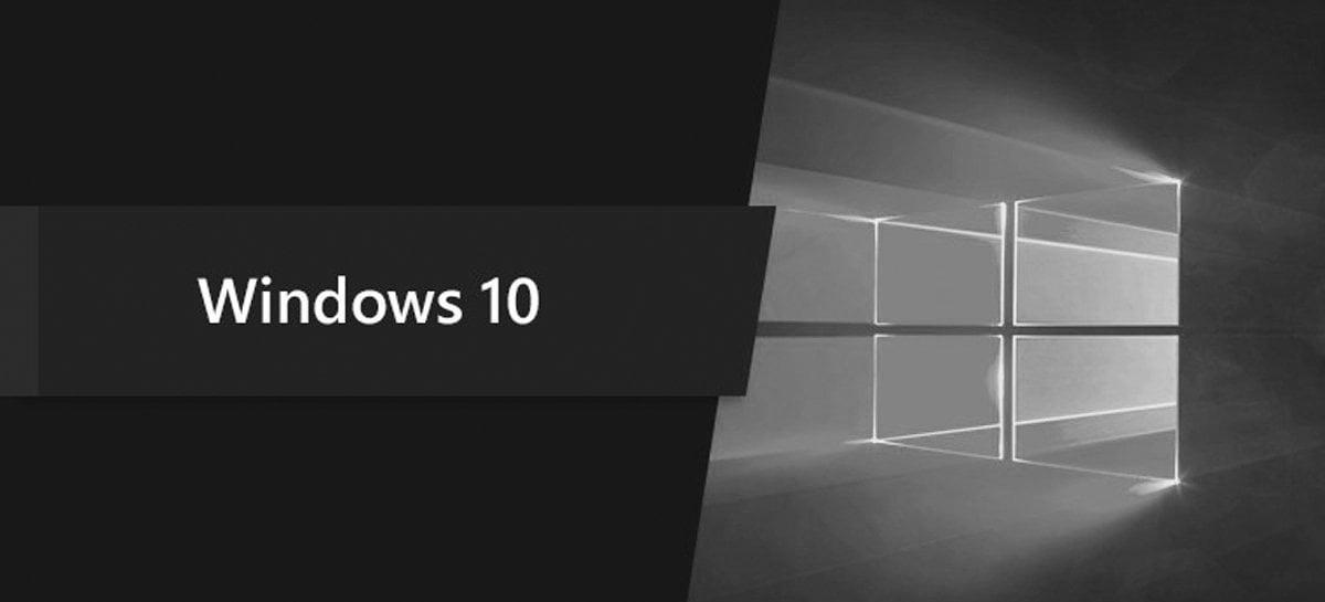 Microsoft corrige bug no Windows 10 que causava tela azul com uso de impressoras