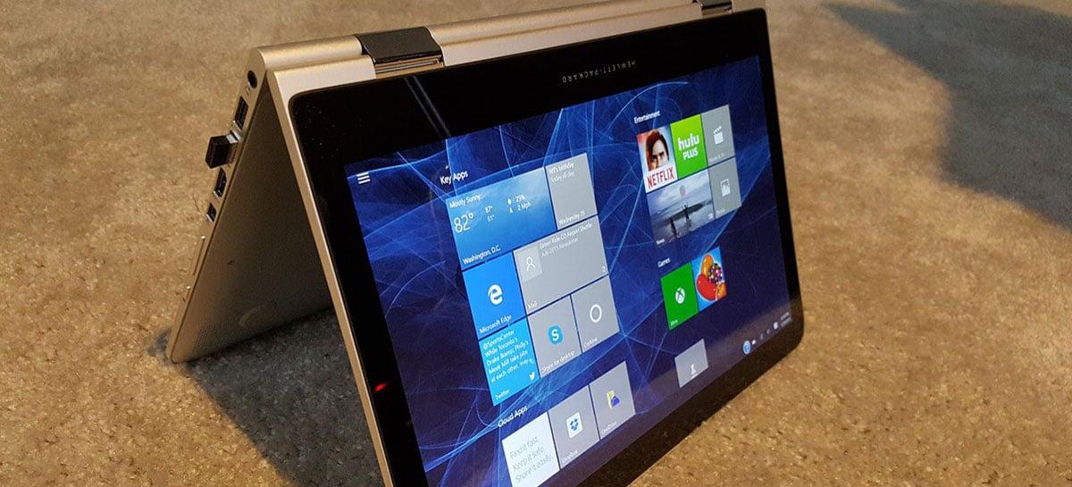 Microsoft disponibiliza primeira build de preview do Windows 10 de 2020