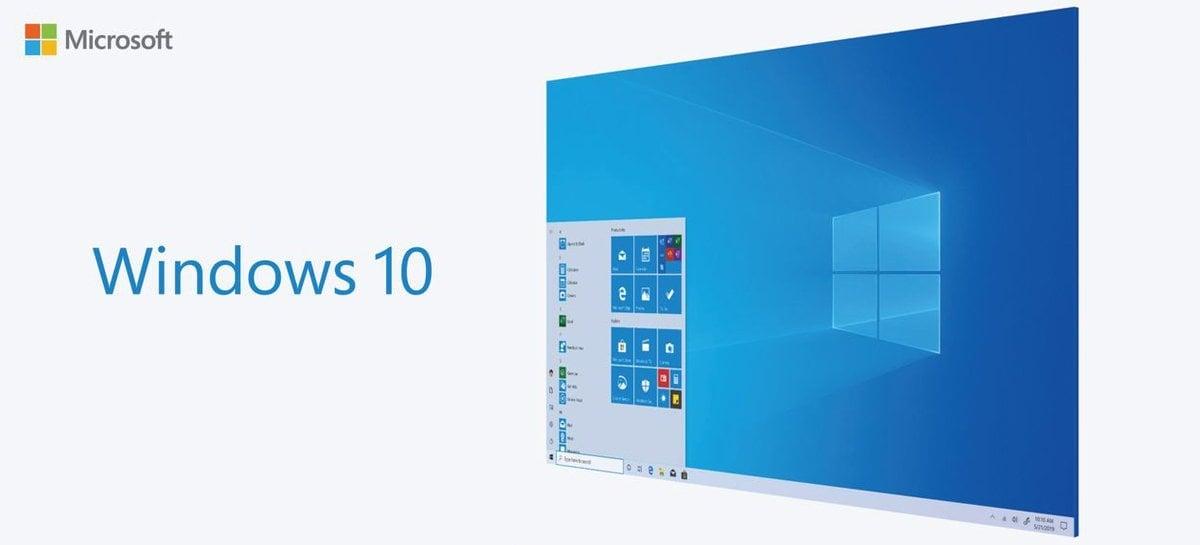 Microsoft disponibiliza updates de maio para versões suportadas do Windows 10