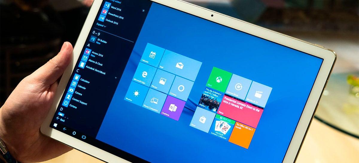 Microsoft traz popular recurso do iOS para o Windows 10 em update do Insider Preview