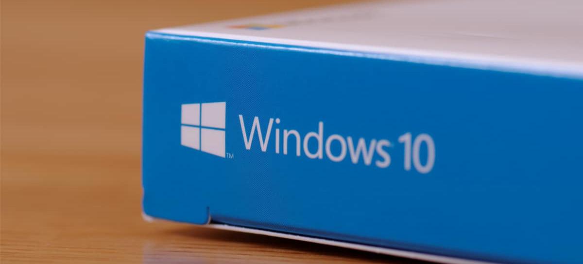 Nova versão de testes do Windows 10 traz correções de bugs e poucas novidades
