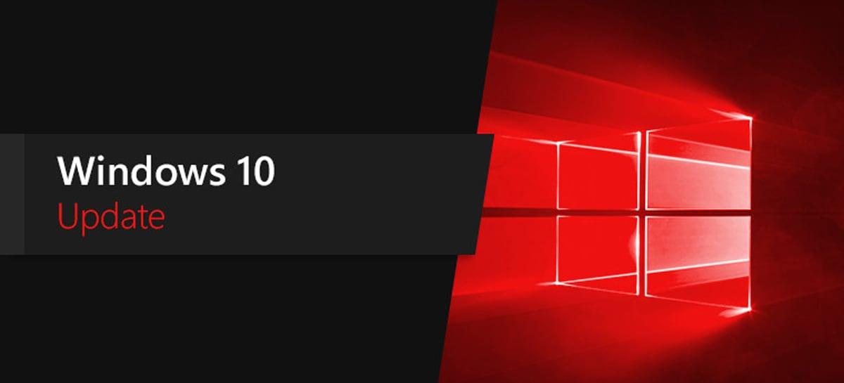 Microsoft interromperá as atualizações opcionais do Windows 10 em maio