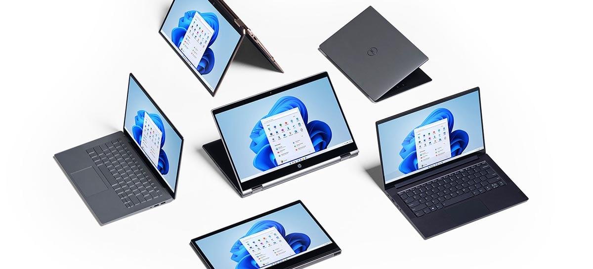Windows 11 é mais rápido que o Windows 10 por melhor uso do hardware