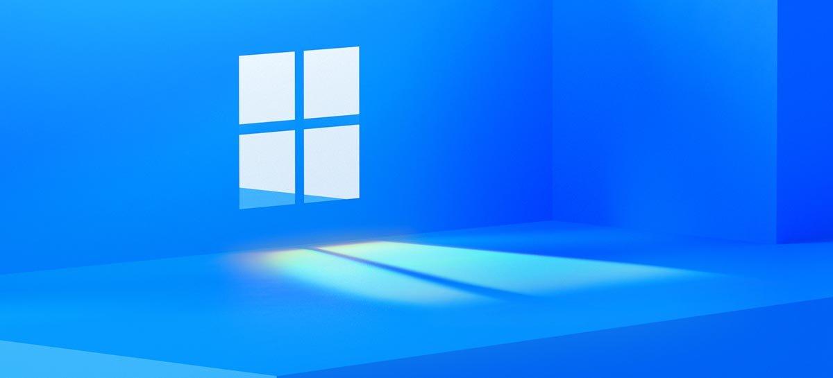 Microsoft publica teaser sobre possível touchscreen no Windows 11
