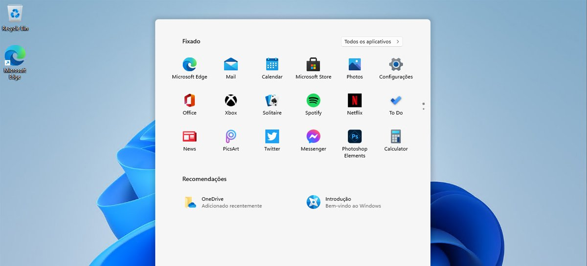 Windows 11: Veja o novo sistema operacional da Microsoft