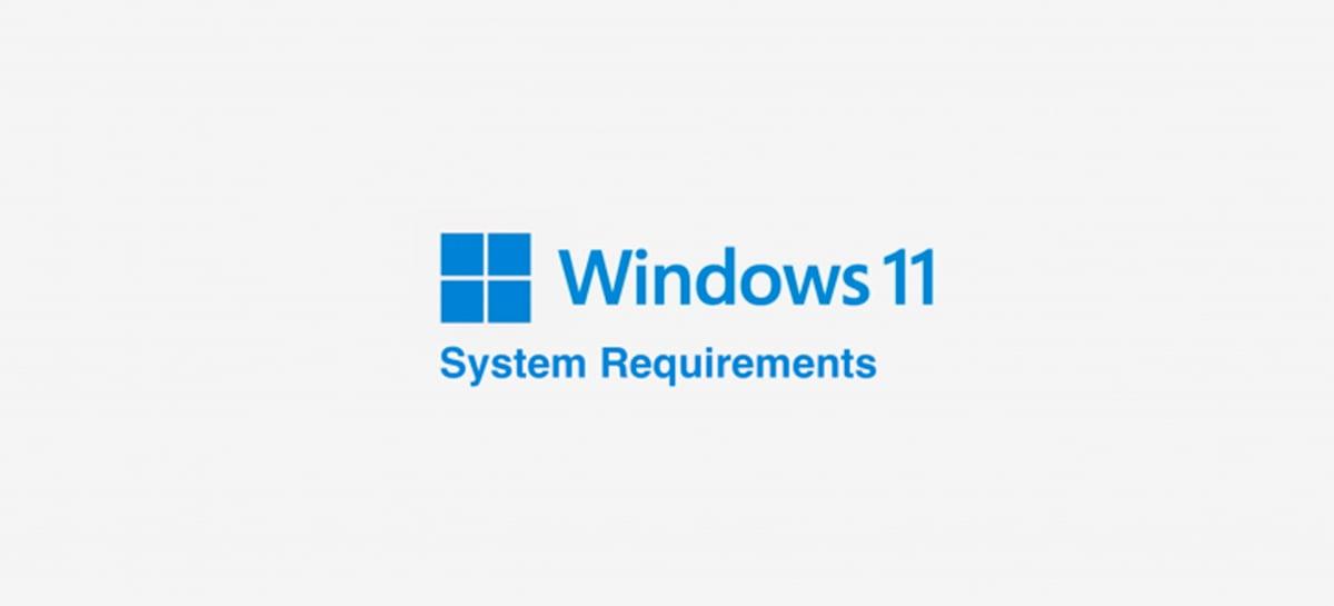 Veja os requisitos mínimos para instalar o Windows 11 - seu PC vai rodar?