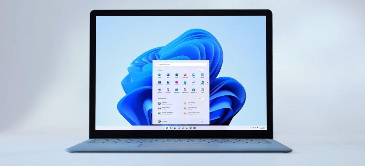 Teaser da Microsoft mostra novo design da Ferramenta de Captura no Windows 11