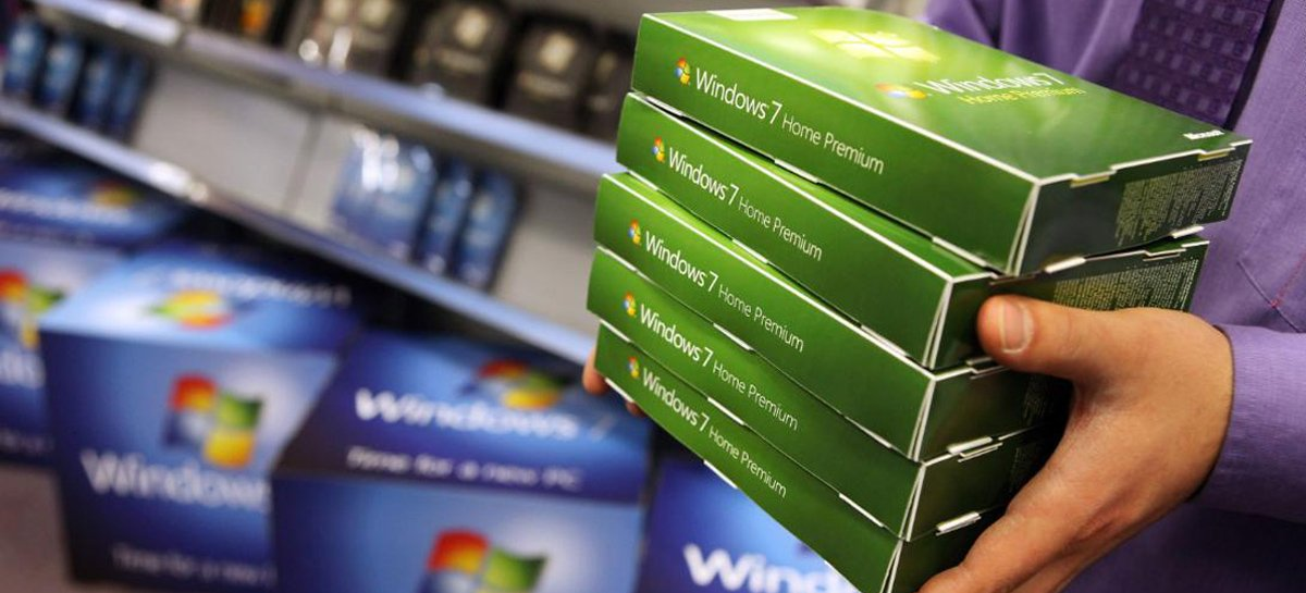 Microsoft encerra suporte ao Windows 7 - 1 em cada 4 computadores usa sistema