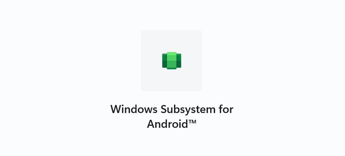 Windows Subsystem for Android aparece na Microsoft Store do Windows 11