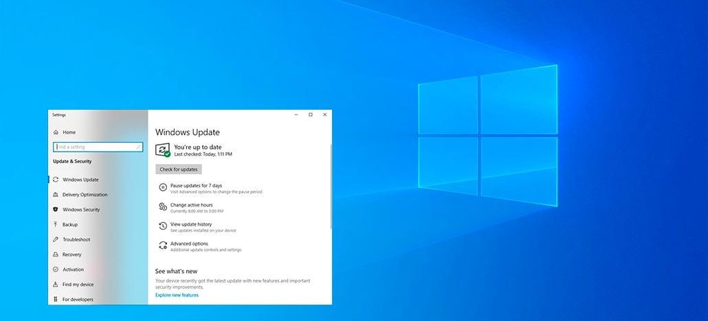 Microsoft vai separar atualizações opcionais no Windows 10 a partir de 2020