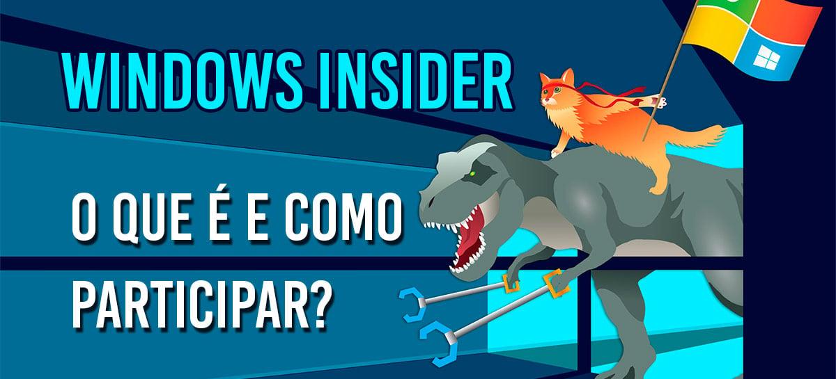 TUTORIAL DO WINDOWS INSIDER: O que é e como participar?