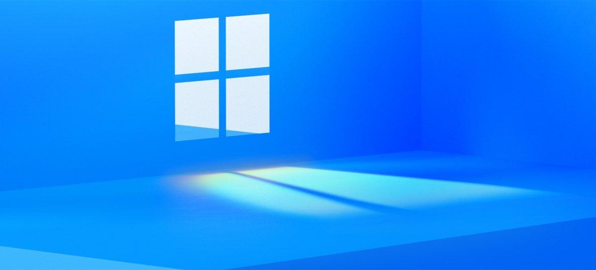 Imagens do Windows 11 build 21996 mostram novo menu Iniciar