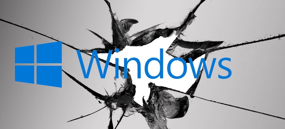 Microsoft alerta para duas falhas no Windows que já estão sendo exploradas em ataques na Web