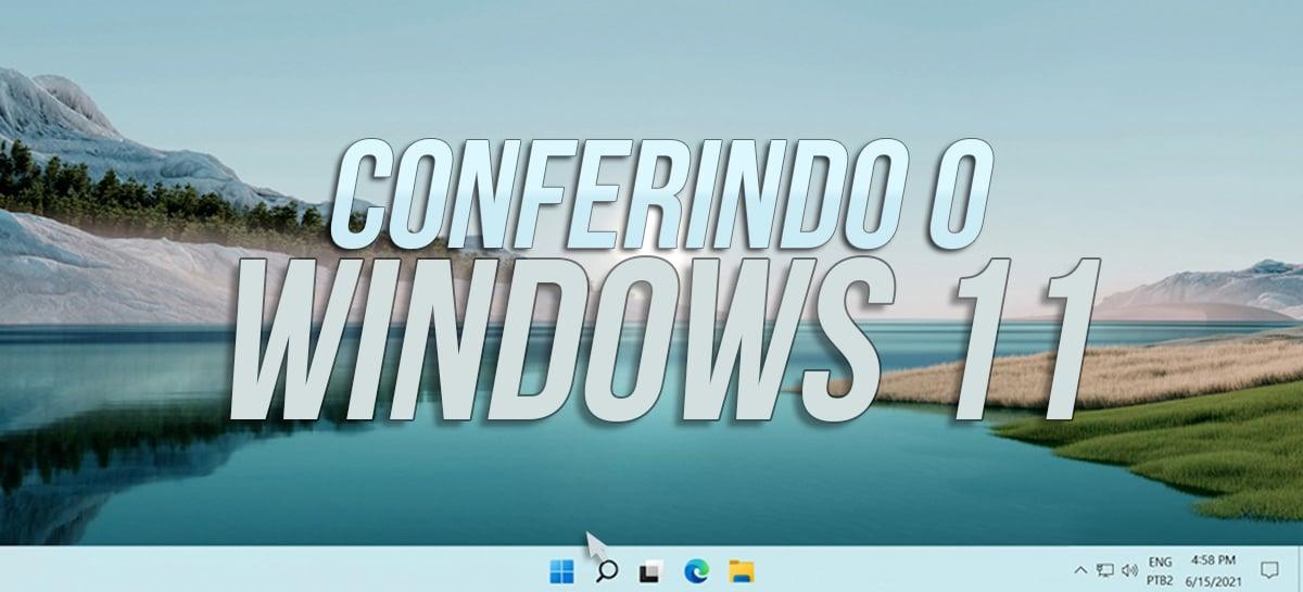 Windows 11: primeiras impressões sobre o novo sistema operacional da Microsoft