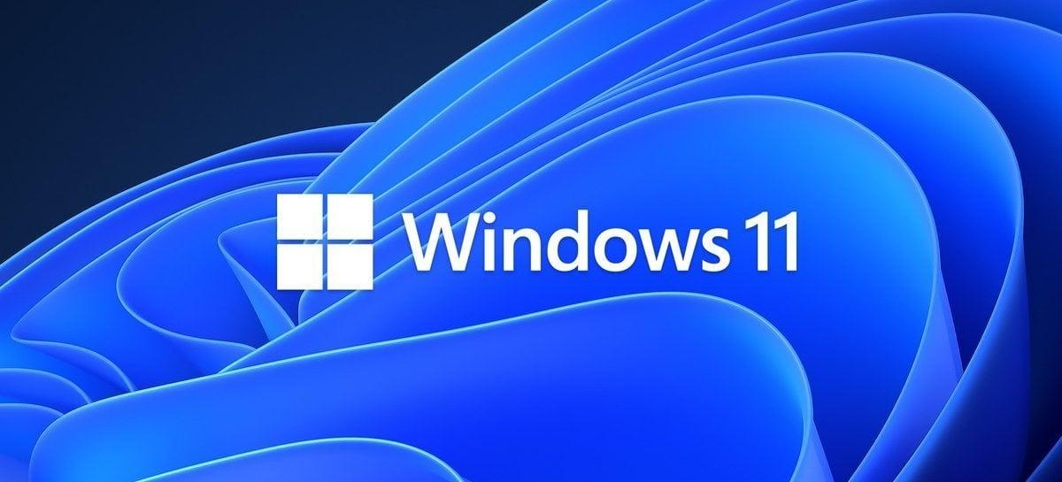 Microsoft lança oficialmente o Windows 11