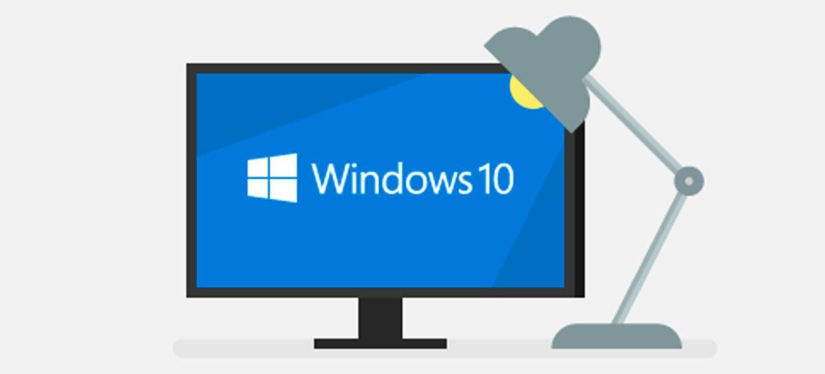 Microsoft está planejando grandes mudanças na interface do Windows 10