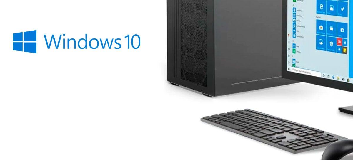 Update do Windows 10 pode gerar problemas no recurso plug-and-play