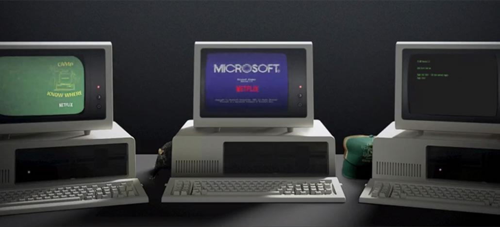 Windows 1.11 com temática de Stranger Things é lançado pela Microsoft